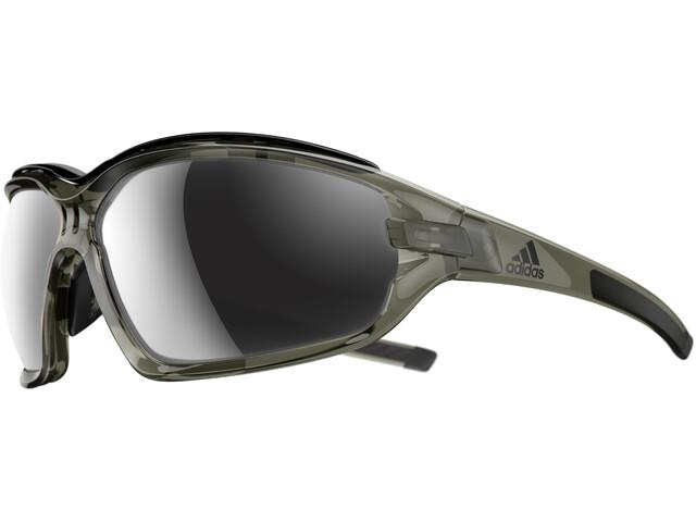 adidas Evil Eye Evo Pro Glasses L cargo shiny/chrome